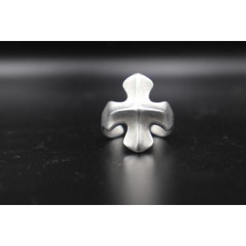 Medieval cross finger ring...
